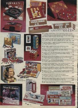 1981.xx.xx Montgomery Ward Christmas Catalog P486