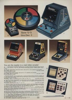 1984.xx.xx Montgomery Ward Christmas Catalog P129