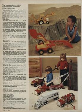 1984.xx.xx Montgomery Ward Christmas Catalog P148