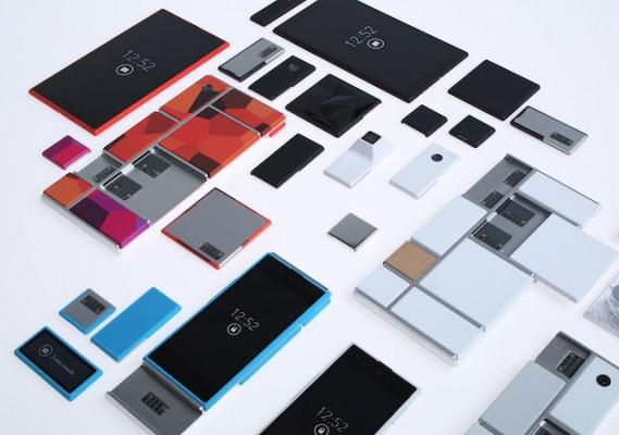 El télefono modular de Google  #gadgets