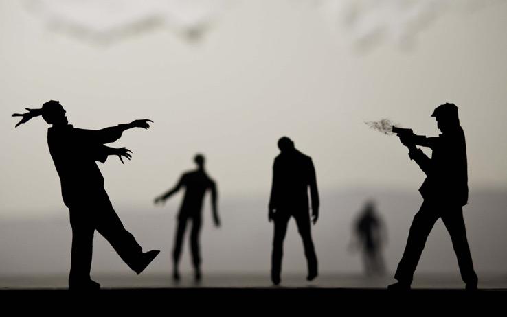 Informe zombie #sociología