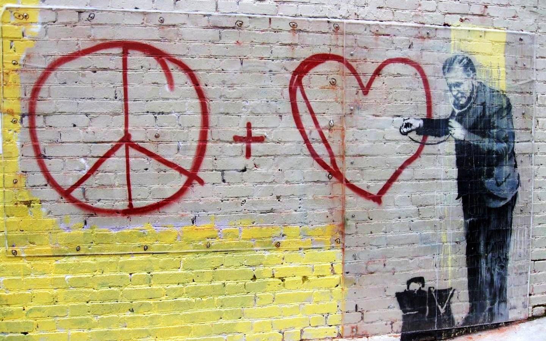 Bansky: tomando el pulso a las calles #arte