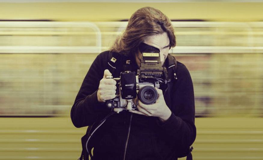 Deteniendo el tiempo con un cámara #fotografía