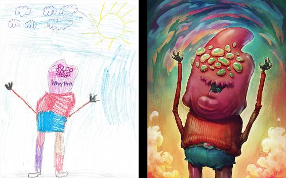 monstruos-ilustraciones 2
