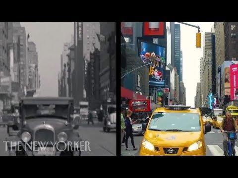 Así cambio New York desde 1930