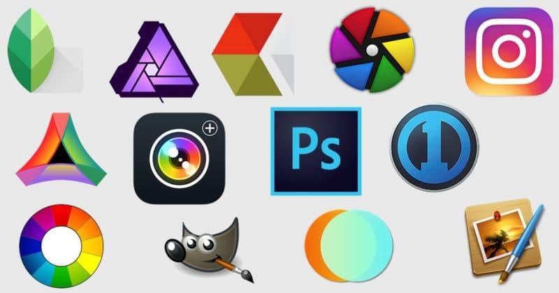 Editores de fotos: los 100 mejores online, para pc, mac, android e iphone #fotografía