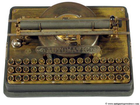 Del dedo índice al teclado QWERTY #tecnología